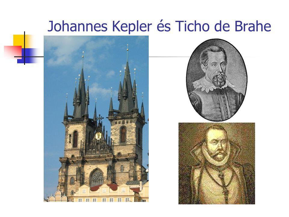 Johannes Kepler és Ticho de Brahe