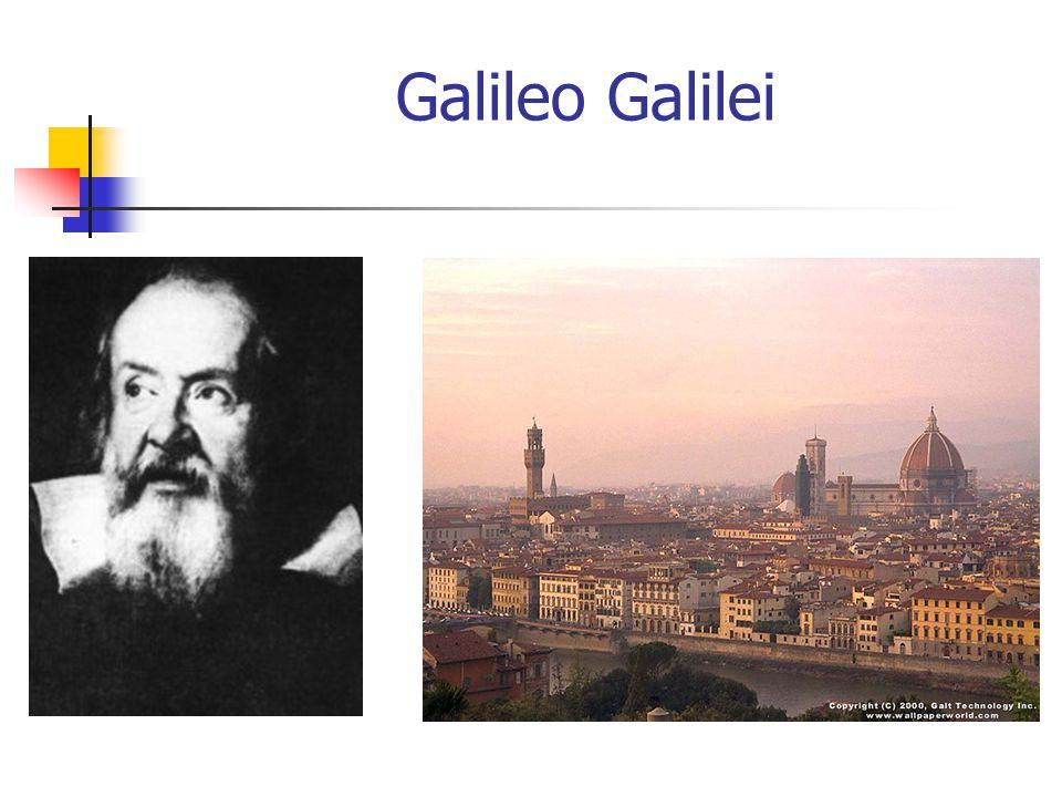 Galilei távcsöves megfigyelései Galilei a bolygók fázisait figyelte.