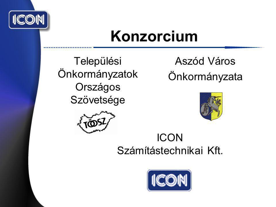 Konzorcium ICON Számítástechnikai Kft.