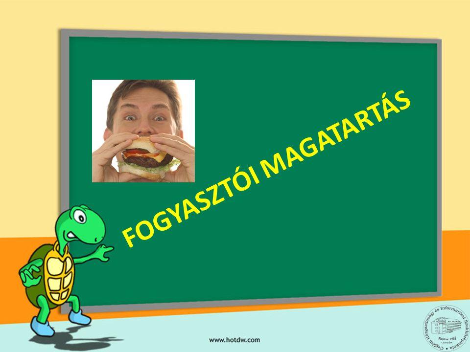 F O G Y A S Z T Ó I M A G A T A R T Á S
