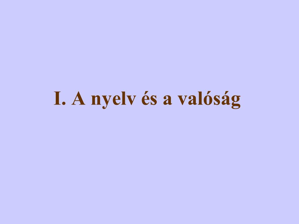 22. tétel: A stílus nyelvelméleti alapjai