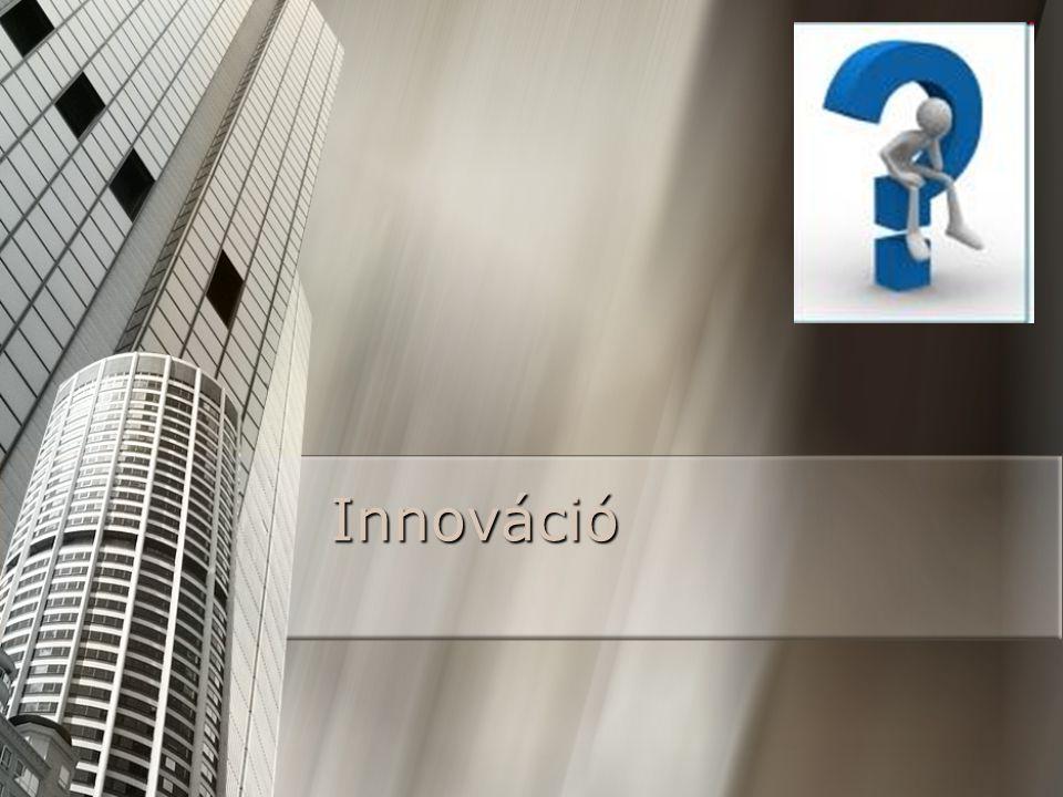1 ) A külső innovációs környezet felmérése: a saját termékek helyzete, innovációs szintje, a saját termékek helyzete, innovációs szintje, fogyasztók igényeinek elemzése, fogyasztók igényeinek elemzése, versenytársak innovációs eredményeinek feltárása, versenytársak innovációs eredményeinek feltárása, a szállítók fejlesztési terveinek ismerete, a szállítók fejlesztési terveinek ismerete, az állami gazdaságpolitikai innovációs támogatások felmérése, az állami gazdaságpolitikai innovációs támogatások felmérése, a legújabb szabadalmakról, termelési eljárásról, termék típusokról való tájékozódás.