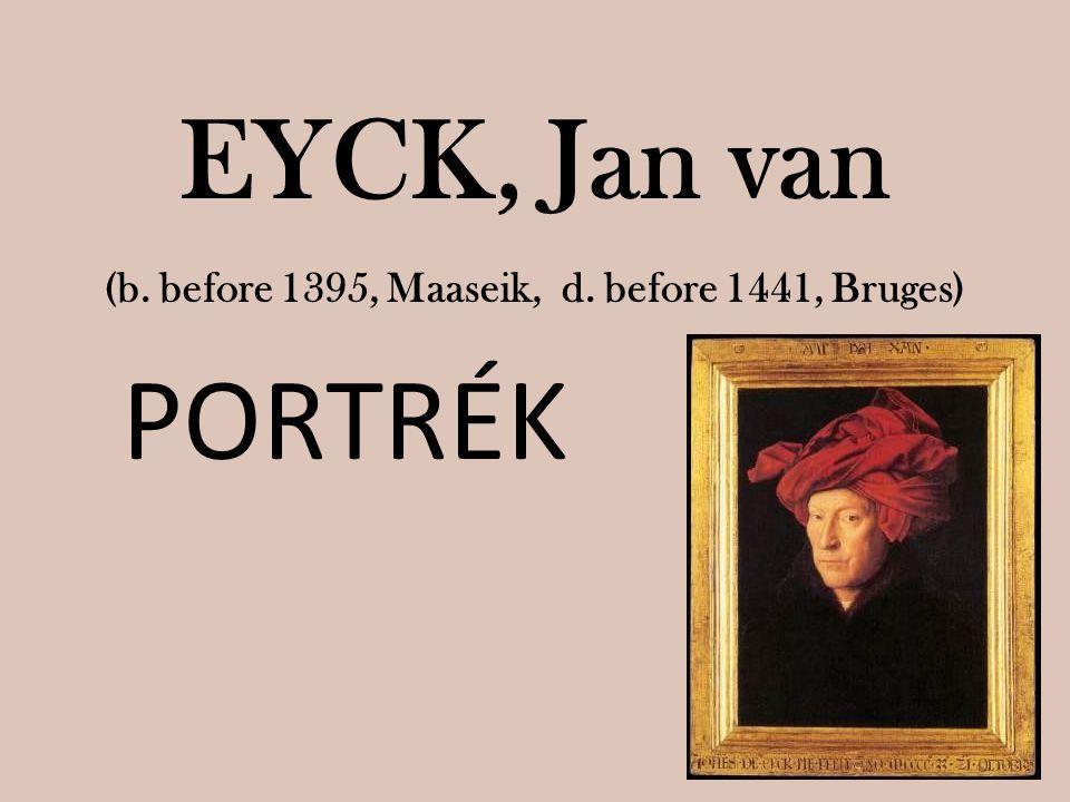 Jan van Eyck a 15.