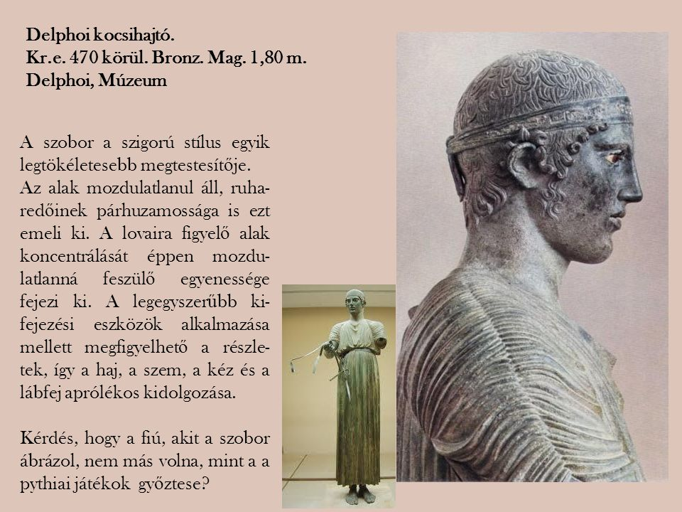 Augustus portréja.A Prima Porta-i Augustus Kr. u.