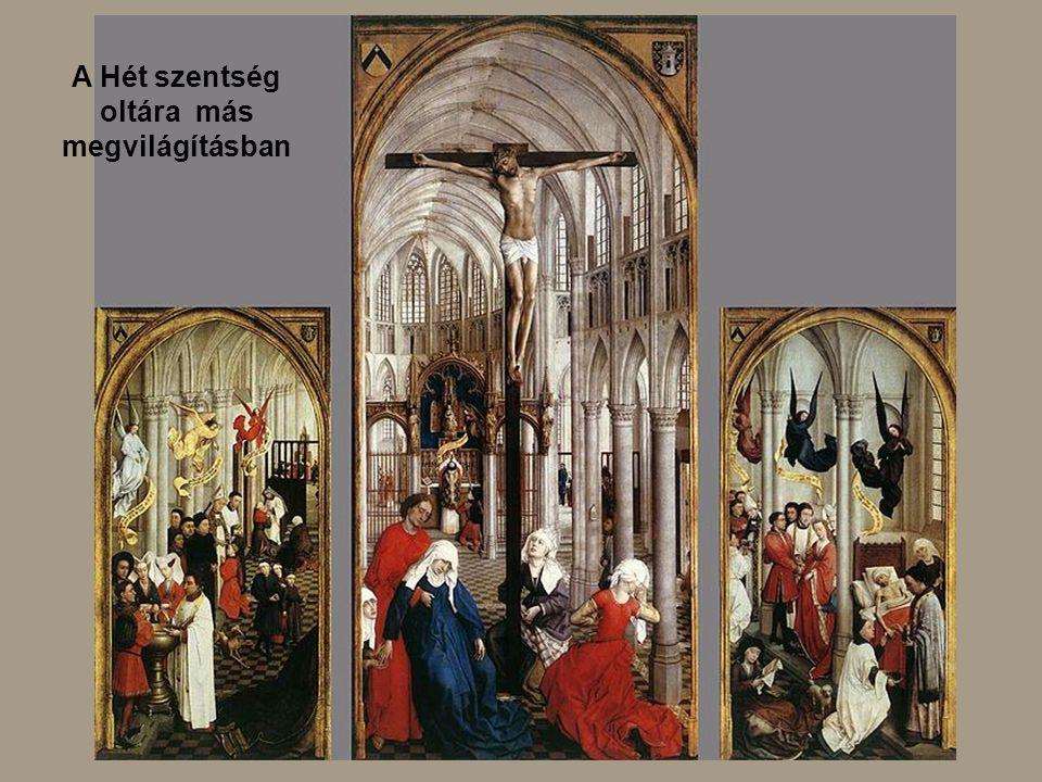 A Hét szentség oltára más megvilágításban