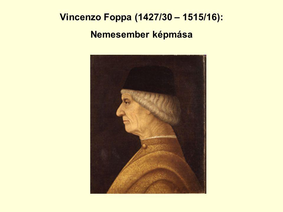 Vincenzo Foppa (1427/30 – 1515/16): Nemesember képmása