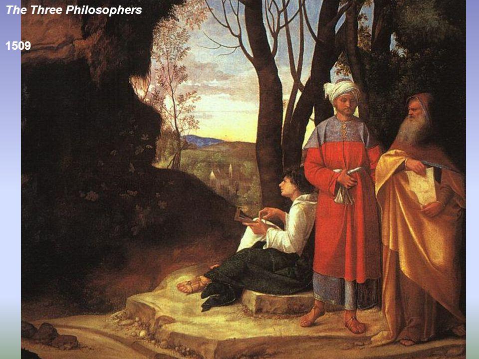 The Three Philosophers 1509