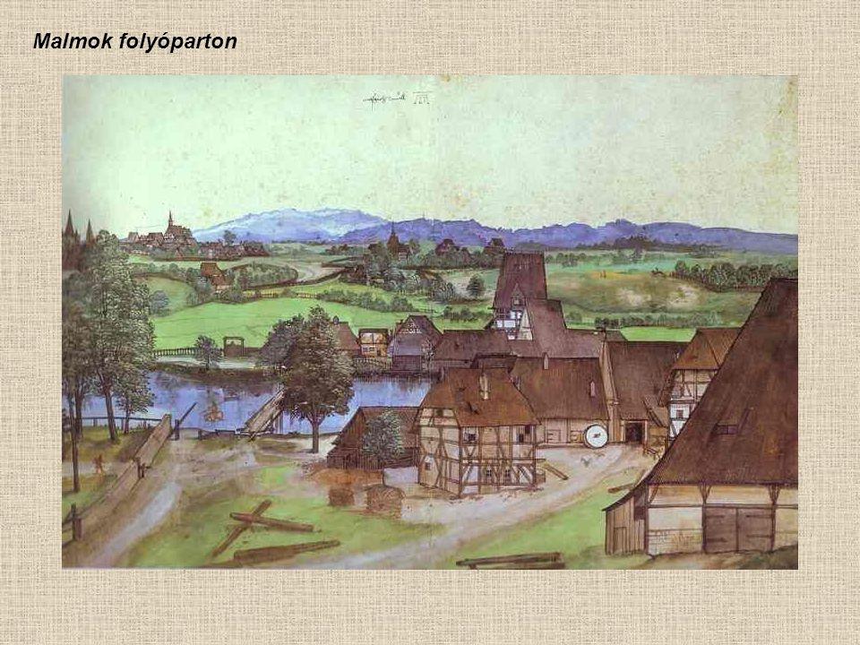 1498-ban jelent meg a tizenöt fametszetből álló Apokalipszis.