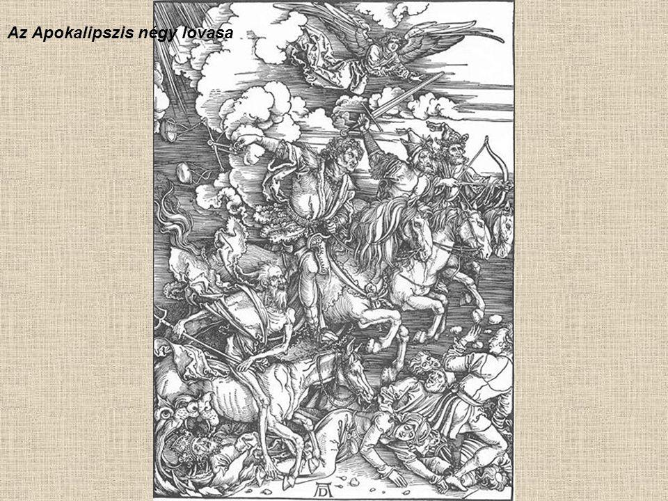 Az Apokalipszis négy lovasa