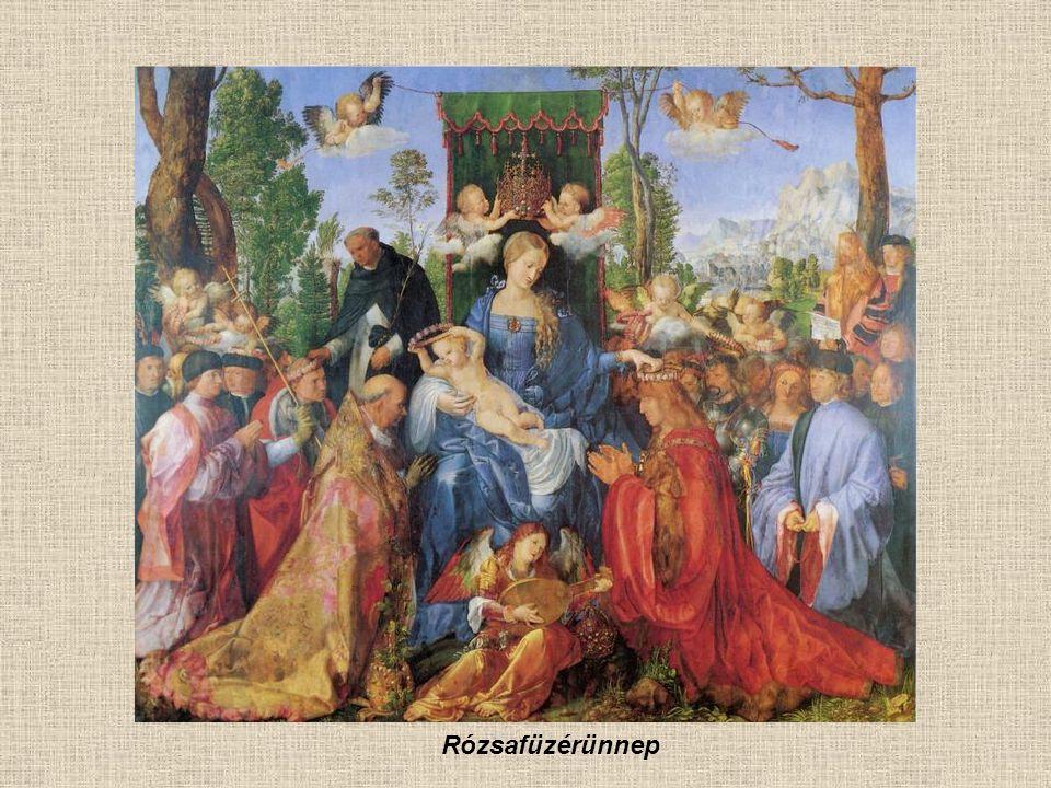 1494-ben megismerte az akkor Nürnbergben tartózkodó Bölcs Frigyes szász választófejedelmet, aki élete végéig legfőbb megrendelője lett.