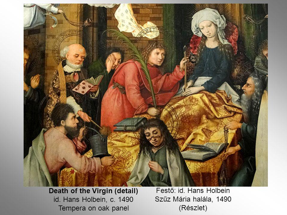 Christ and the Adulteress 1532 Oil on panel, 83 x 121 cm /részlet/ János evangéliumából: kb.