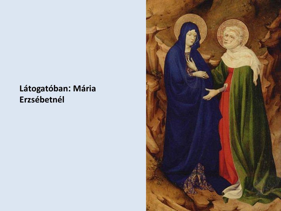 Látogatóban : Mária Erzsébetnél