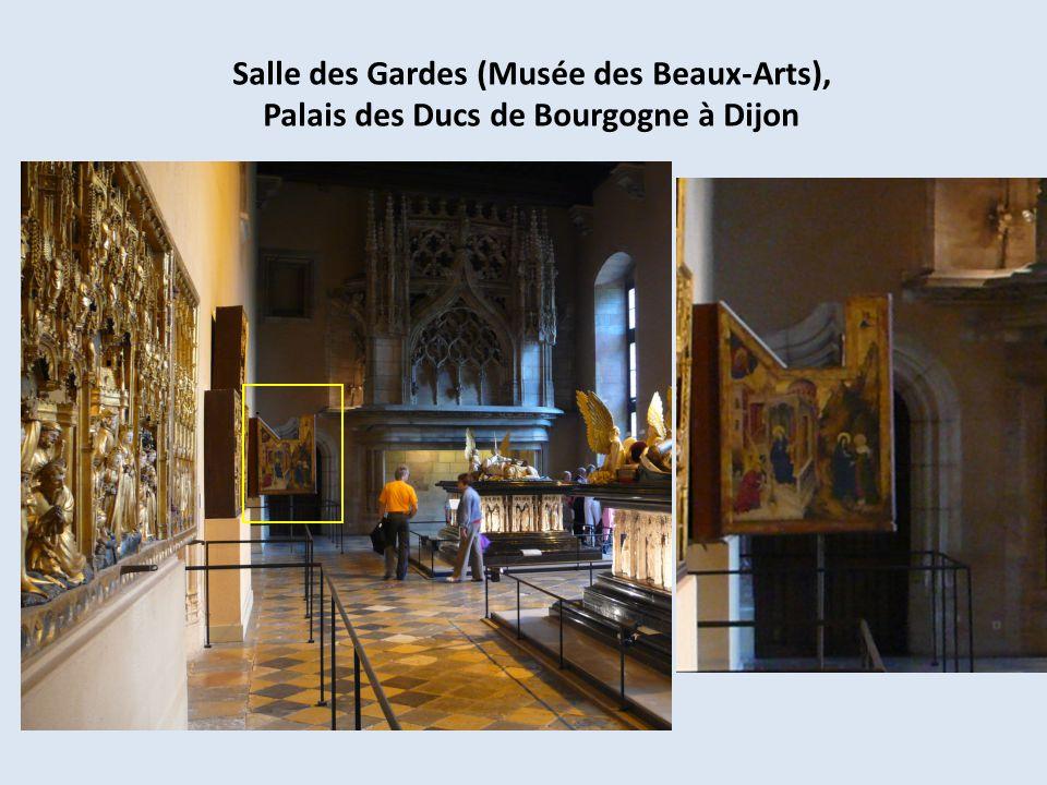 . Salle des Gardes (Musée des Beaux-Arts), Palais des Ducs de Bourgogne à Dijon