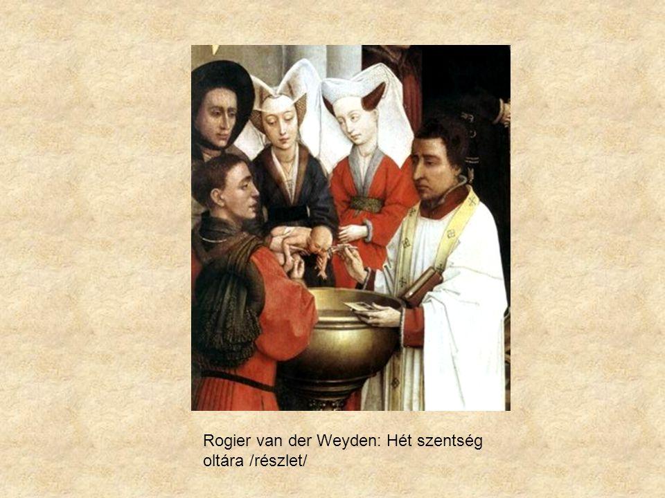 A férjes, polgárasszonyok gyakori viselete volt a bonyolult redőkben felrakott fehér kendő.