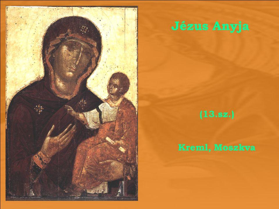 Jézus Anyja (13.sz.) Kreml, Moszkva