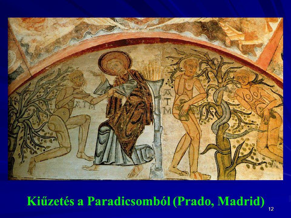 12 Kiűzetés a Paradicsomból (Prado, Madrid)