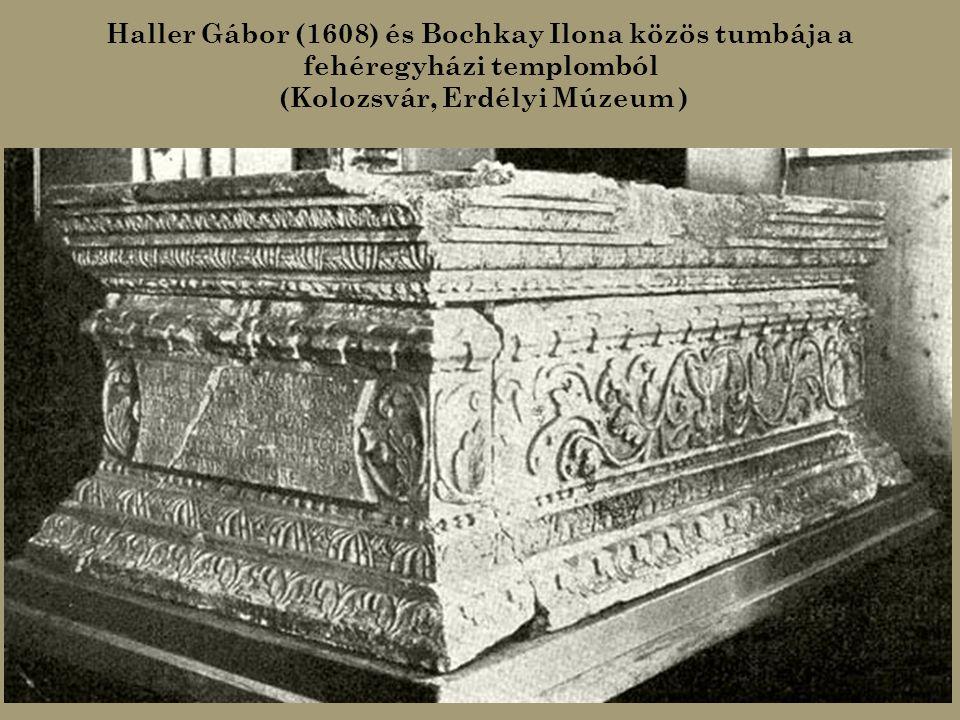János Zsigmond síremléke (gyulafehérvári székesegyház)