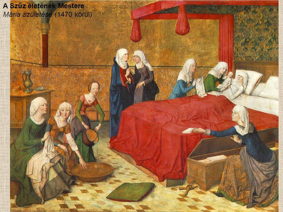 Mária születése
