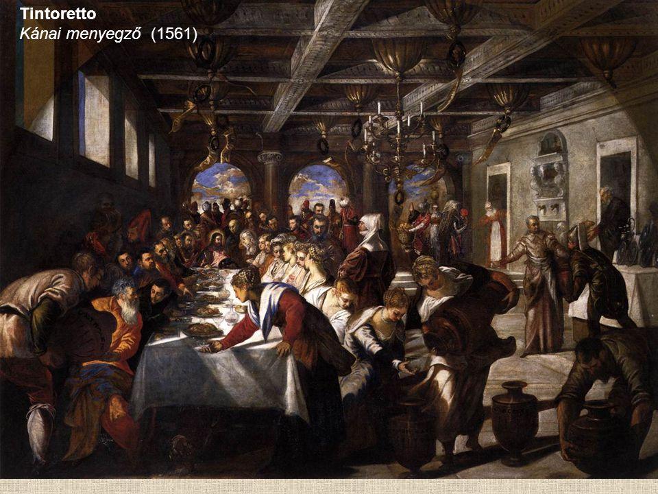 Hieronymus Bosch Kánai menyegző