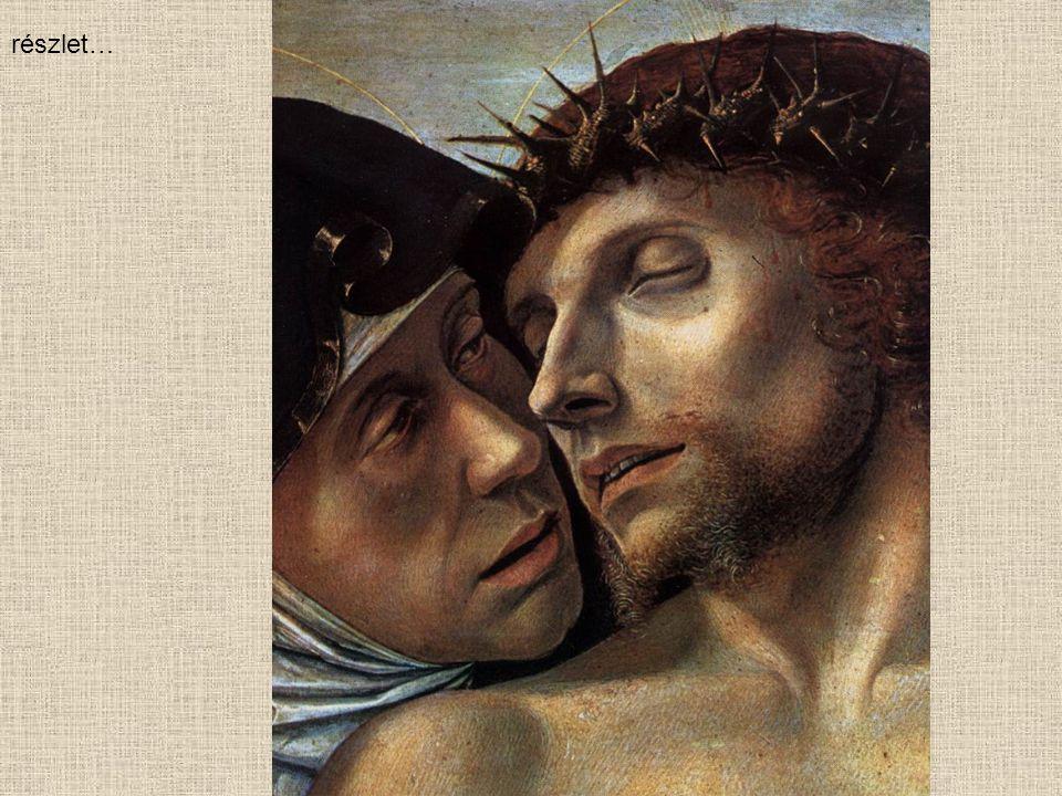 Giovanni Bellini Pietà (1460)