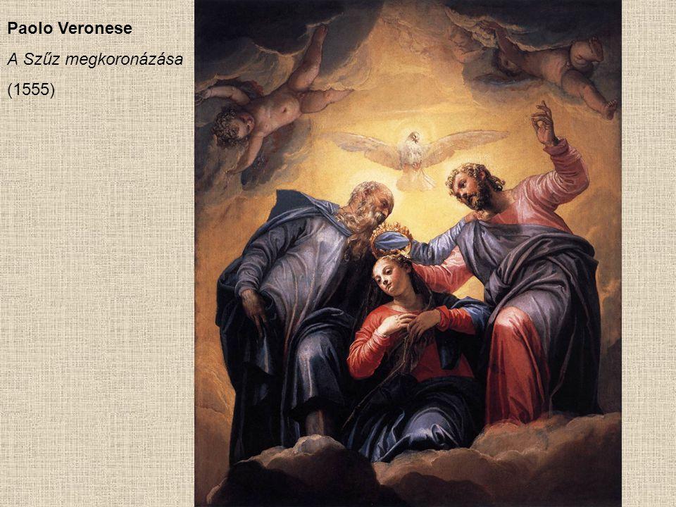 Palma Vecchio Mária mennybevitele (1512-14)