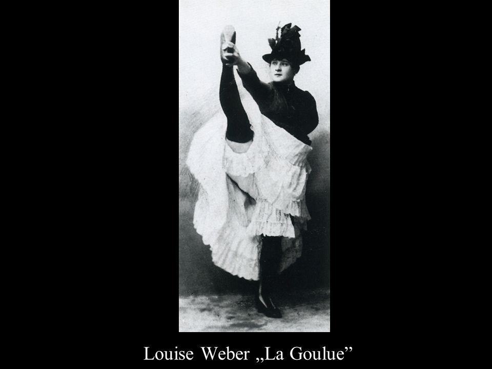 """Louise Weber """"La Goulue"""""""