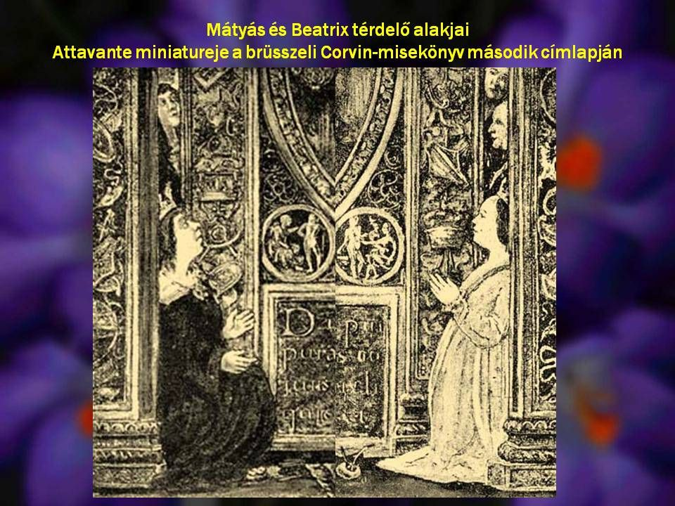 Mátyás király dombormű Lombard mester, 1465 (?) körül.