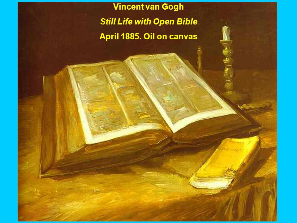 Vincent van Gogh Still Life with a Statuette Autumn 1887. Oil on canvas