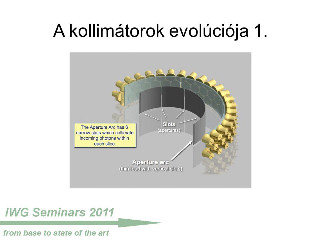 A kollimátorok evolúciója 1.