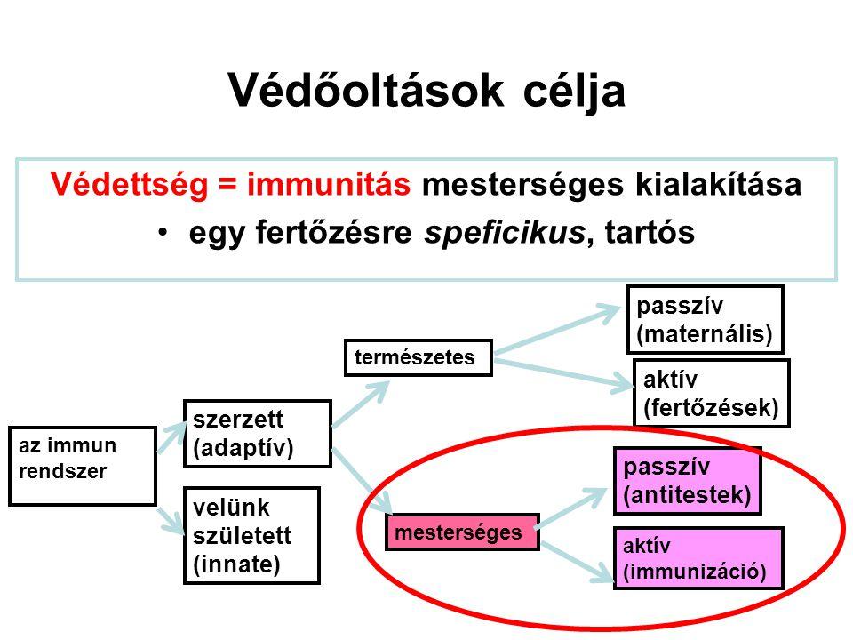 Humán papillomavírus oltások Silgard/ MSD HPV 6,11,16,18 VLP –L1 fehérje vulva,vagina,cervix precancerosus, cc.& adenocc.