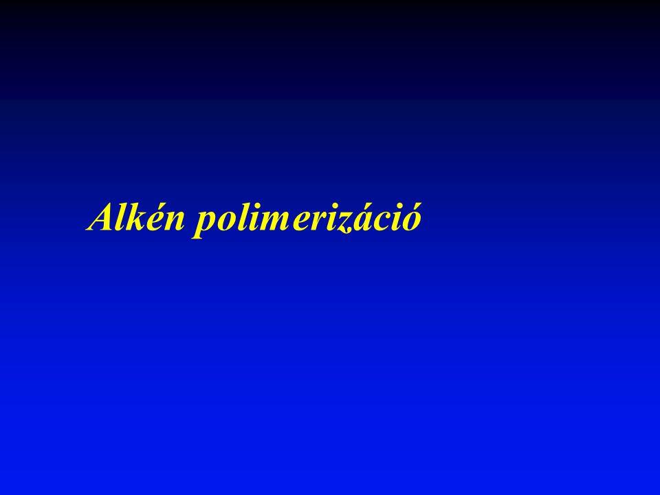 Alkén polimerizáció