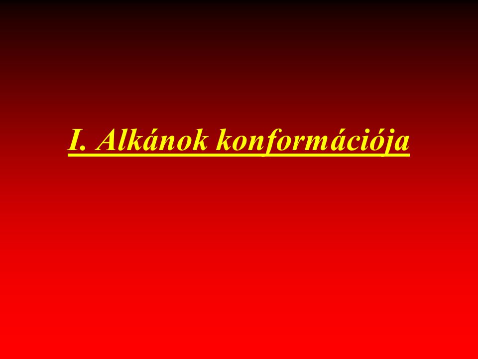 Alkánok égése Pl: C 2 H 6 + 3.5 O 2 = 2 CO 2 + 3 H 2 O Gyökös típusú szubsztitúciós reació S Gyökös típusú szubsztitúció S R Sematikus forma: CH 4 +Cl 2 =CH 3 Cl+HCl CH 3 Cl+ Cl 2 =CH 2 Cl 2 +HCl CH 2 Cl 2 +Cl 2 =CHCl 3 +HCl CHCl 3 +Cl 2 =CCl 4 +HCl
