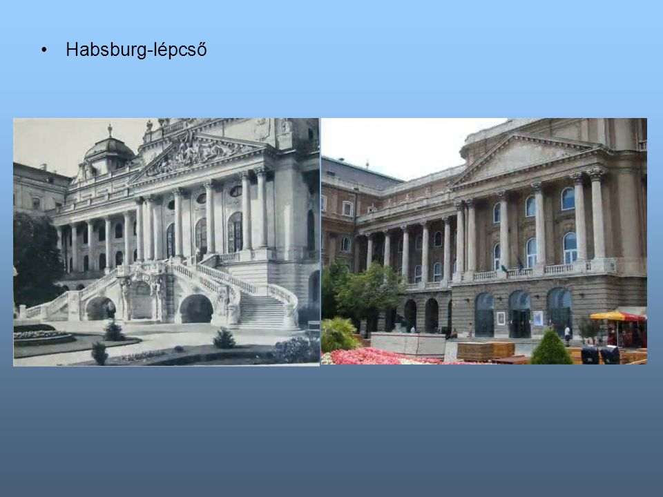 Habsburg-lépcső