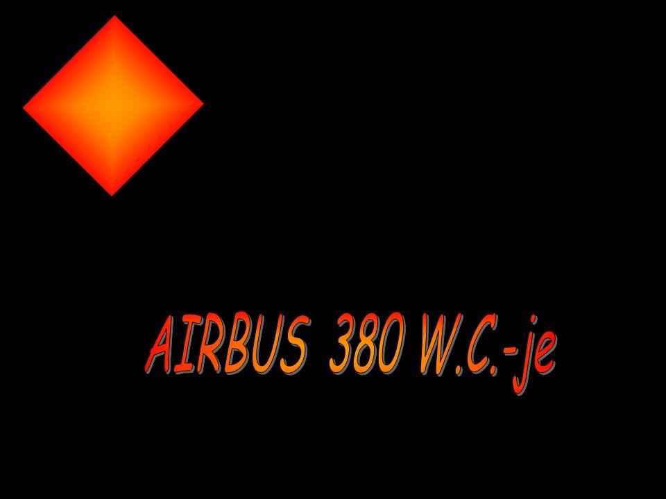 \ A modern és fenséges Airbus 380, az Atlanti óceán fölött repült, New-York felé.