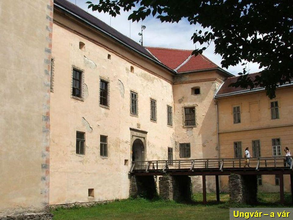 Ungvár – a vár