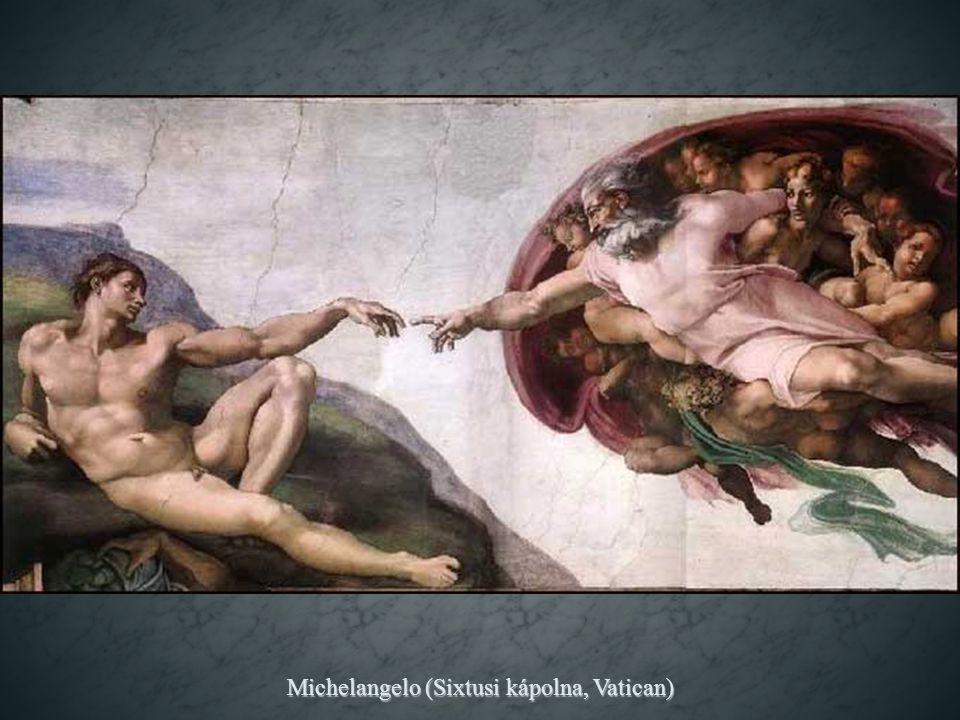 Michelangelo (Sixtusi kápolna, Vatican)