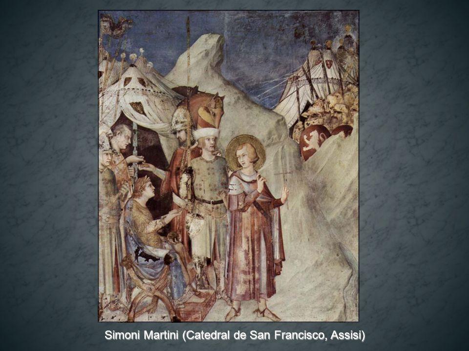 Simoni Martini (Catedral de San Francisco, Assisi)