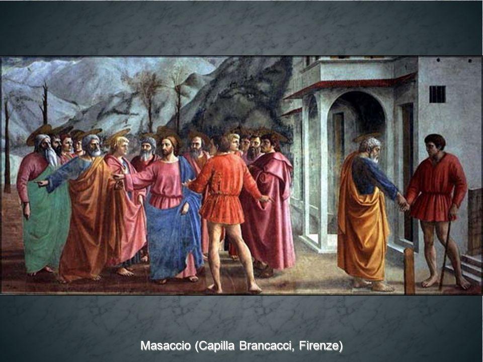 Masaccio (Capilla Brancacci, Firenze)