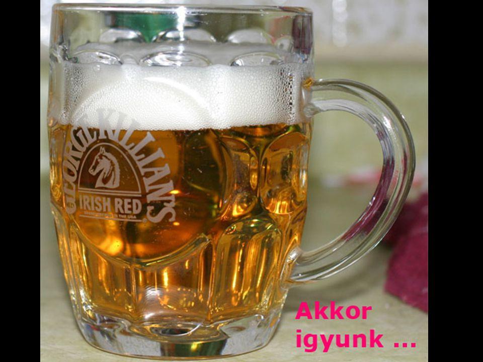 De azért a legjobb … a sörben úszó punci