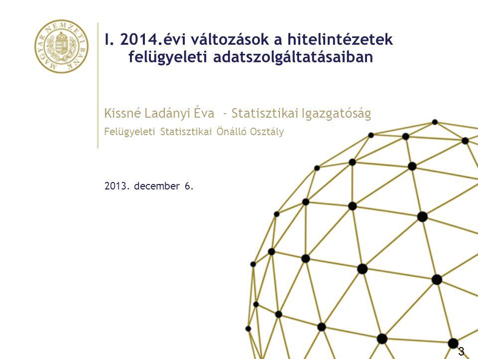 Középtávon előttünk álló adatszolgáltatási kihívások EU felügyeleti jogharmonizációból fakadó feladatok EBA adatszolgáltatási ITS A jegybanki és a felügyeleti adatgyűjtések harmonizálása - Párhuzamosságok feltárása, megszüntetése (szükséges IT fejlesztésekkel) A rendszeres adatszolgáltatások tartalmának átfogó felülvizsgálata Szabályozási környezet változása Új felügyelési koncepciók, módszertanok, és elemzési igények MNB adatgyűjtések harmonizálása Átalakuló felügyeleti jelentési rendszer 4