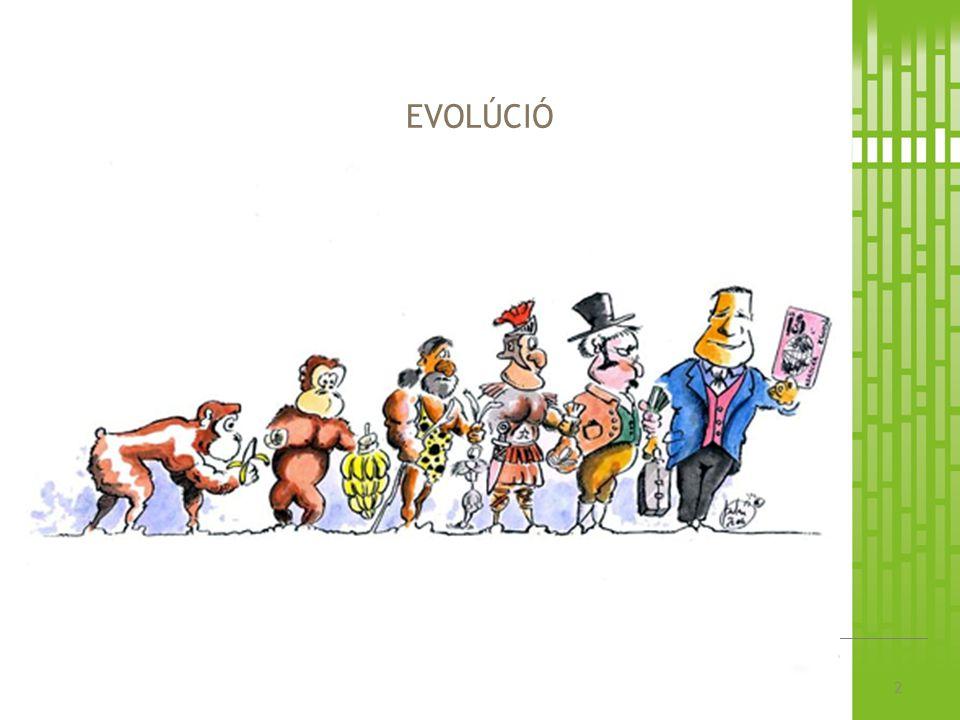 EVOLÚCIÓ 2