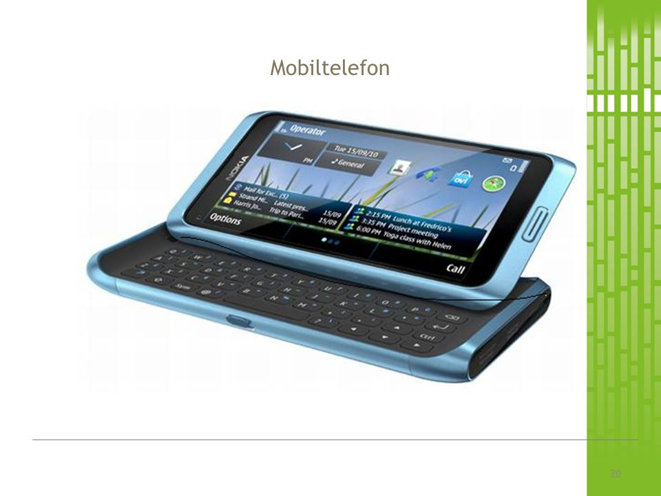 Mobiltelefon 20