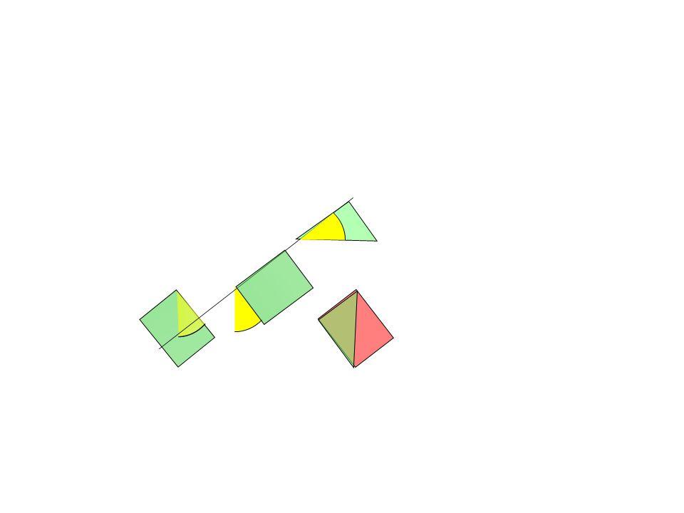     =megmért  = 180 -   =  ' A F G súlyerő húzó- és nyíróerő komponens értékeinek kiszámítása FGFG F Gny = FG FG cos  F Gh = F G sin  F Gny