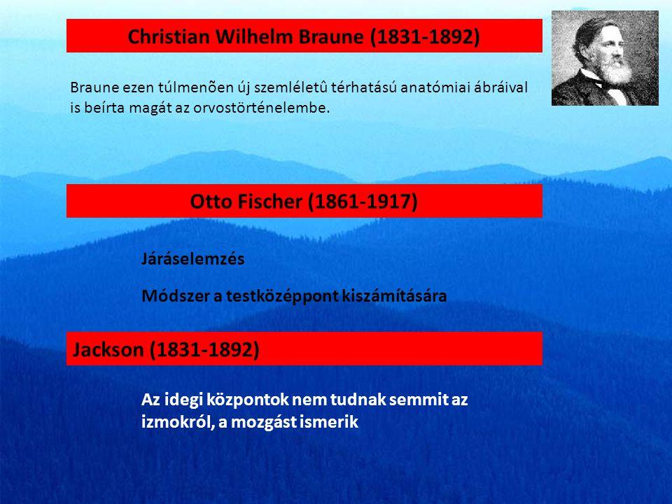 Mosso (1846-1910) Technikai újítások Ergométer az izom munkateljesítményét mérő készülék Camillo Di Giulio1, Franca Daniele2 and Charles M. Tipton3 An