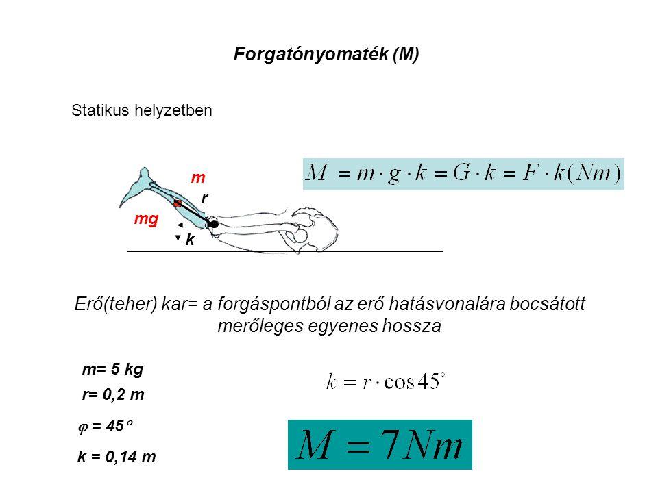 F b k b = (G +G t )k G Ha k G = 0 F b = 0 G FbFb GtGt ? Ha Fb≠0 → Fb részben átveszi a húzóerőt Nyíróerő jelenik meg