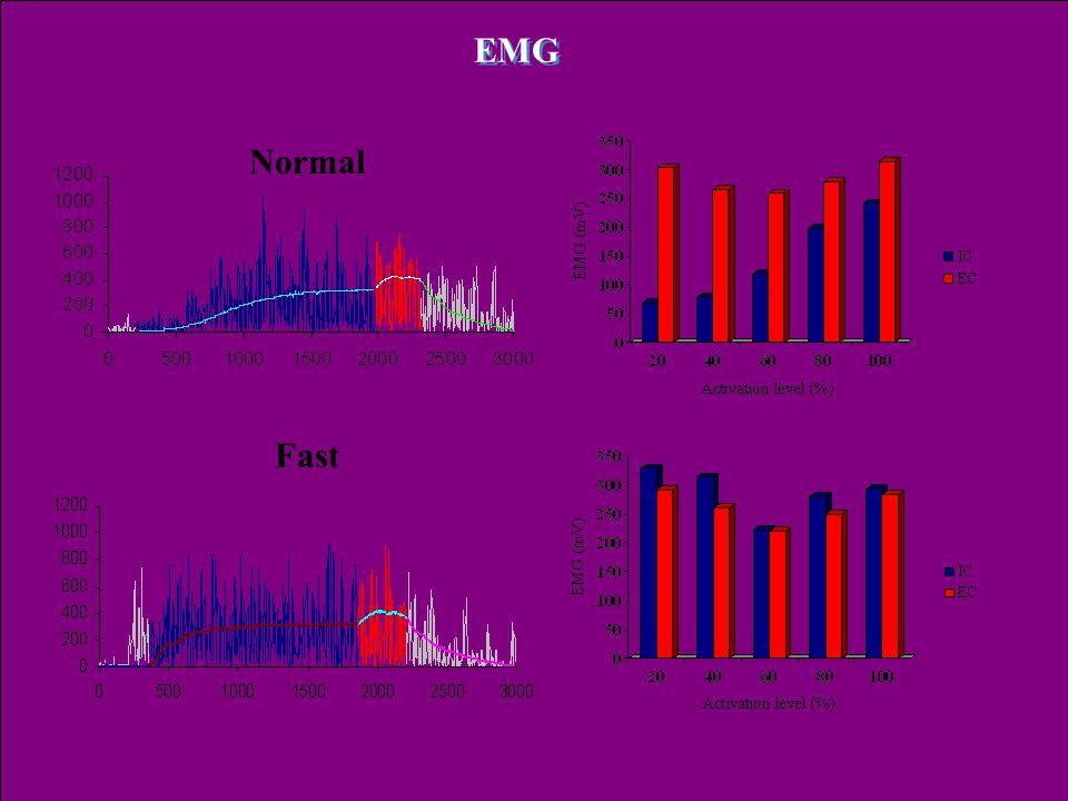 Pre-activity Isometric Eccentric Elektromos aktivitás