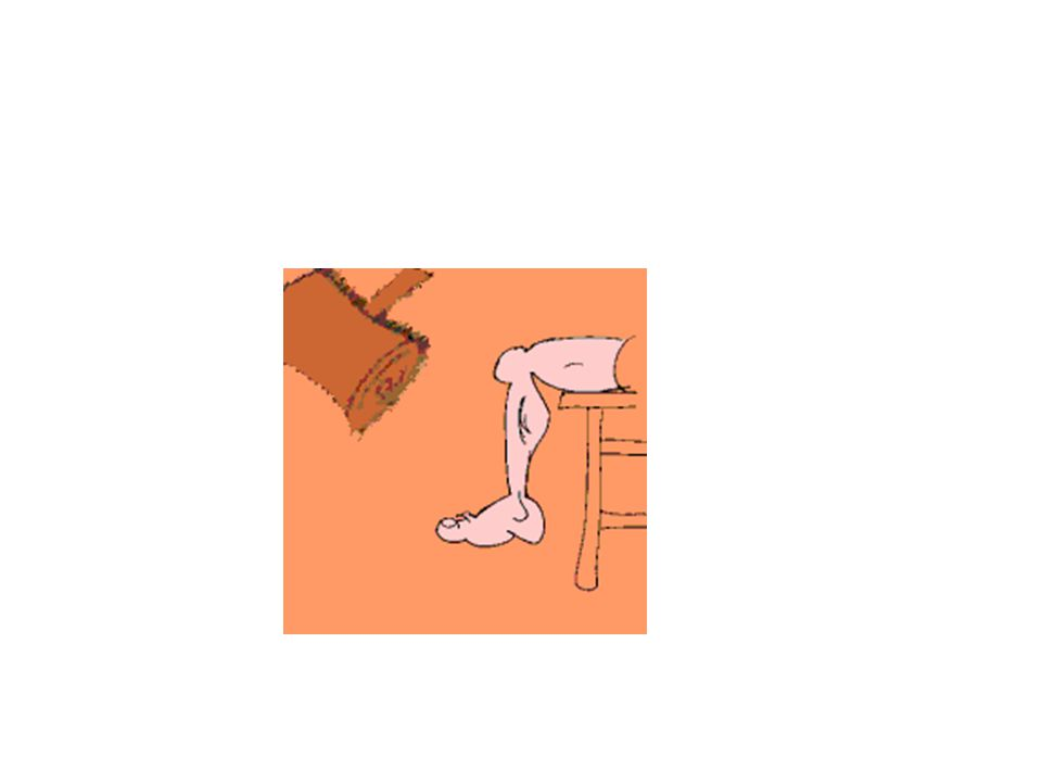 Mivel a külső erő nagyobb, mint az izom által kifejthető legnagyobb erő adott izomhosszon és adott pillanatban az izom megnyúlik miközben a feszülése