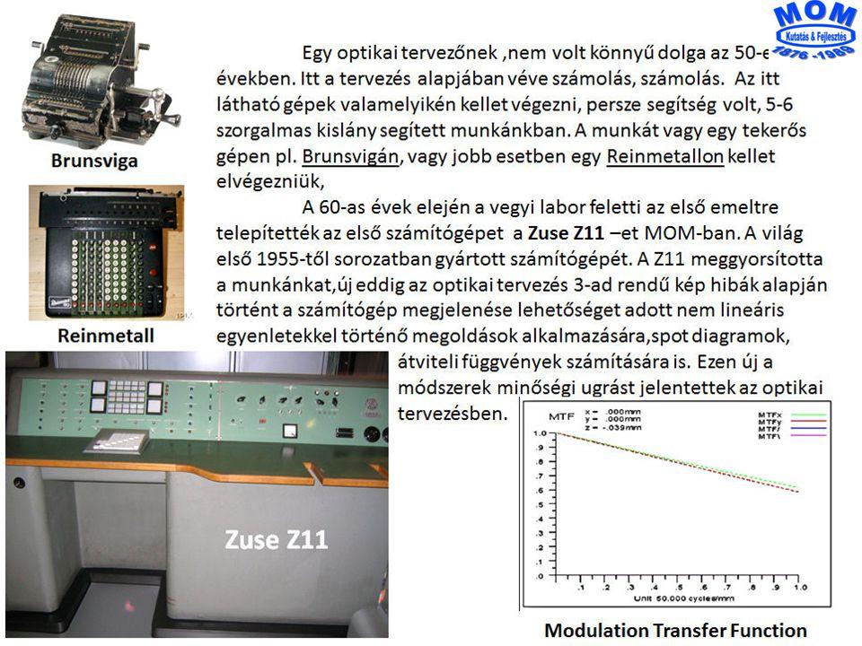 """4 Lisziewicz Antal 15 * Diploma munkám: """"Optikai rendszerek Tervezése"""""""" 1958 Bors Károly 8 * Te B1 teodolit Ni A3 Ni B3 Tóth Pál 18 * * Találmányok sz"""
