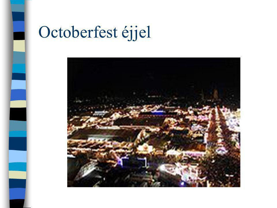 Octoberfest éjjel