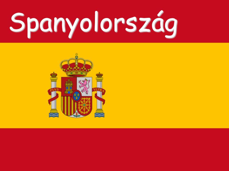 Adatok ÁllamformaAlkotmányos monarchia Hivatalos nyelvspanyol FővárosMadrid KirályI.